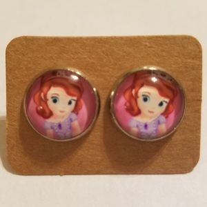 #1 Sofia Earrings